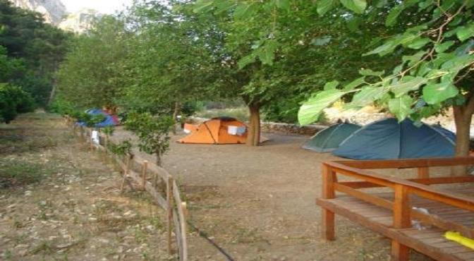 Antalya kamp yerleri ada pansiyon