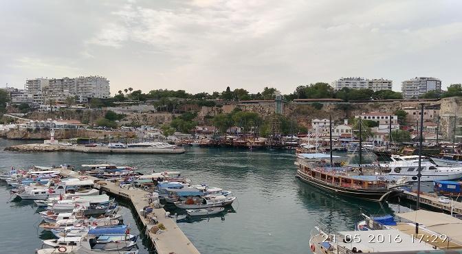 Antalya Konaklama yerleri kaleiçi