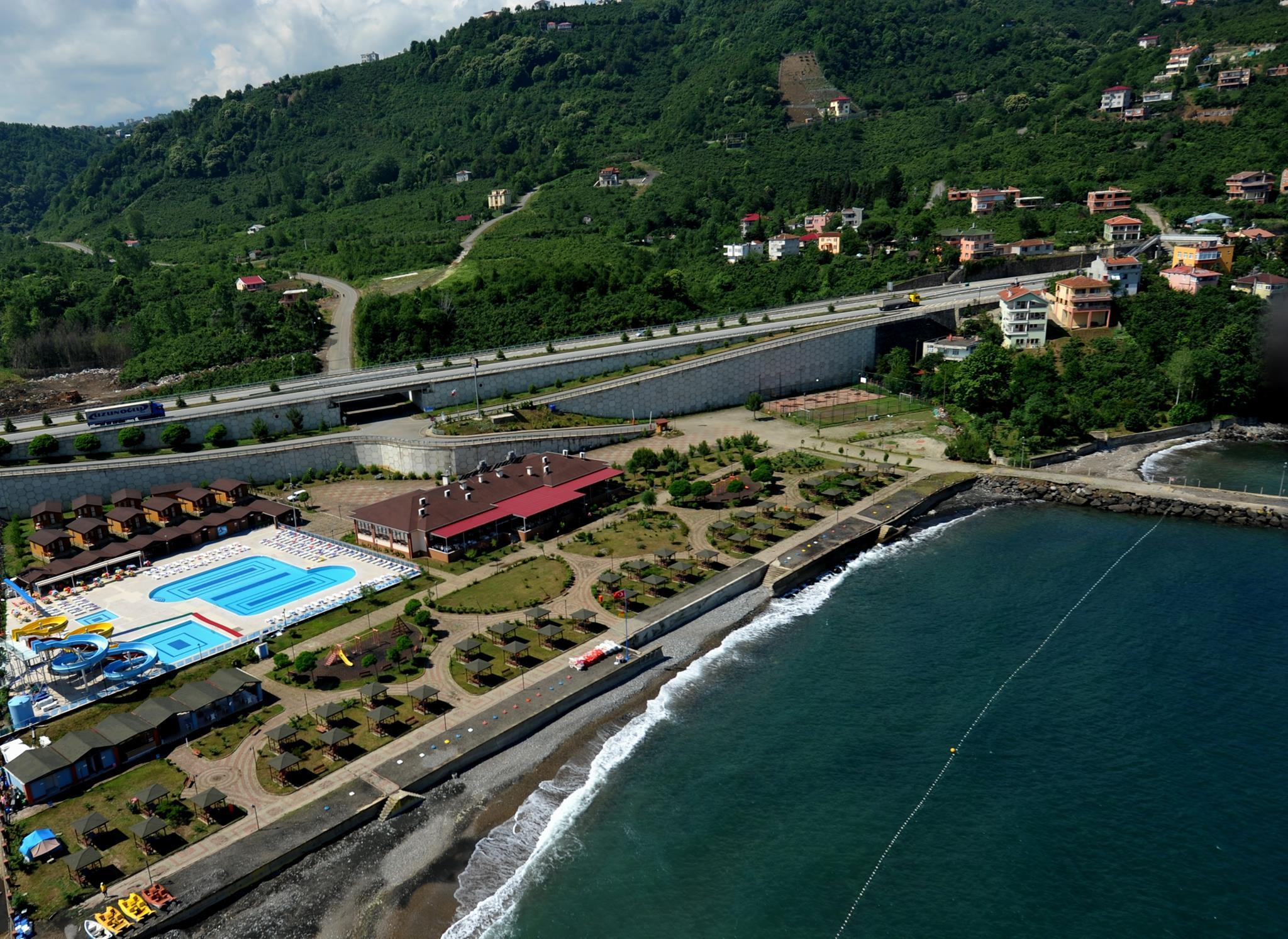 Trabzon Kamp Alanları Dilektaşı