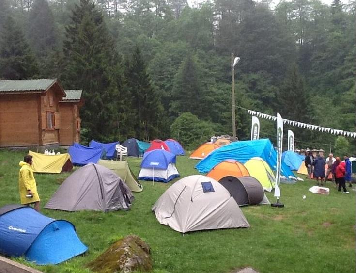 Rize Kamp Alanları