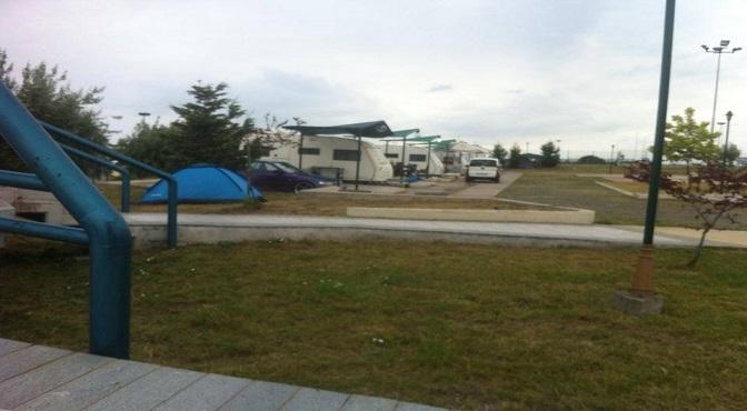 samsun karavan kamp